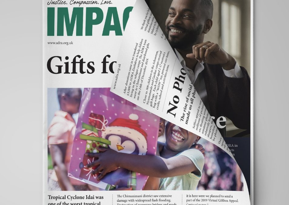Download our latest Impact News